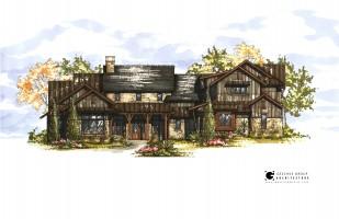 2_German Texas Farmhouse