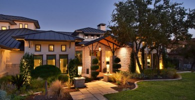 Spanish Oaks Contemporary Hill Country